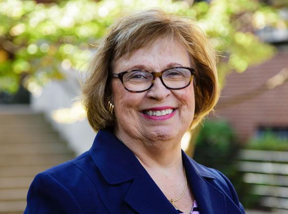 Susan Griffin, 2017 Caritas Medalist